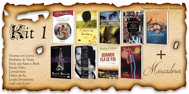 sorteio, livros, blog