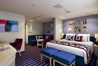 Carnival Vista room