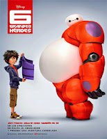 6 Grandes Héroes (Big Hero 6) (2014) [Latino]