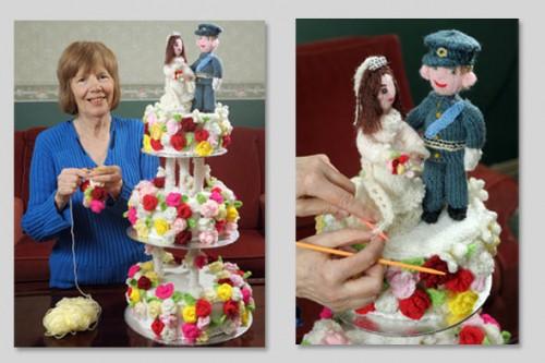 Kate+and+prince+william+wedding+cake