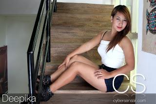 Hot Sexy Cute Nepali Model Deepika