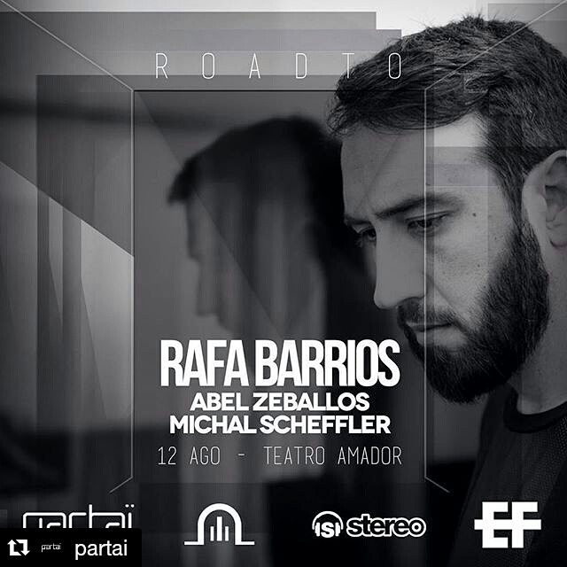 Rafa Barrios.