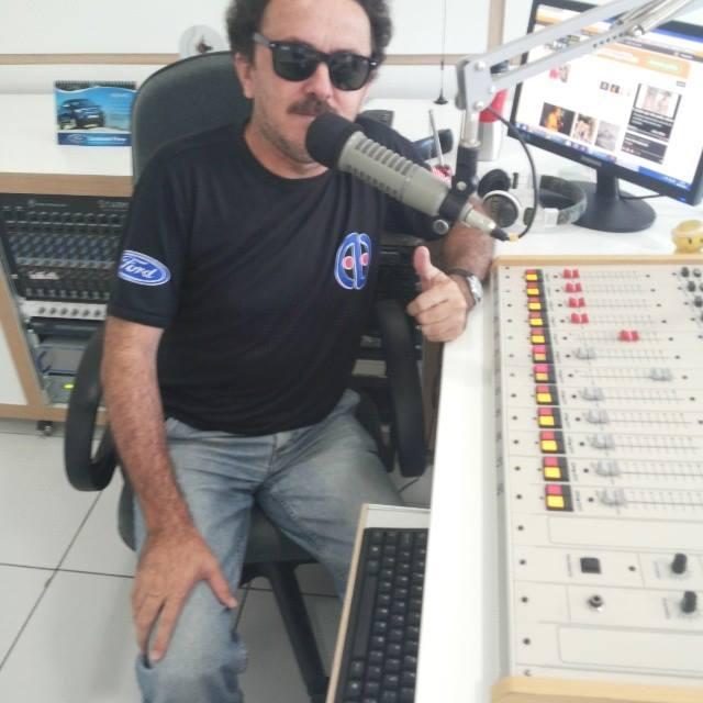 GRANDE COMUNICADOR ALUIZIO LIMA DA DIFUSORA RADIO CAJAZEIRAS PB