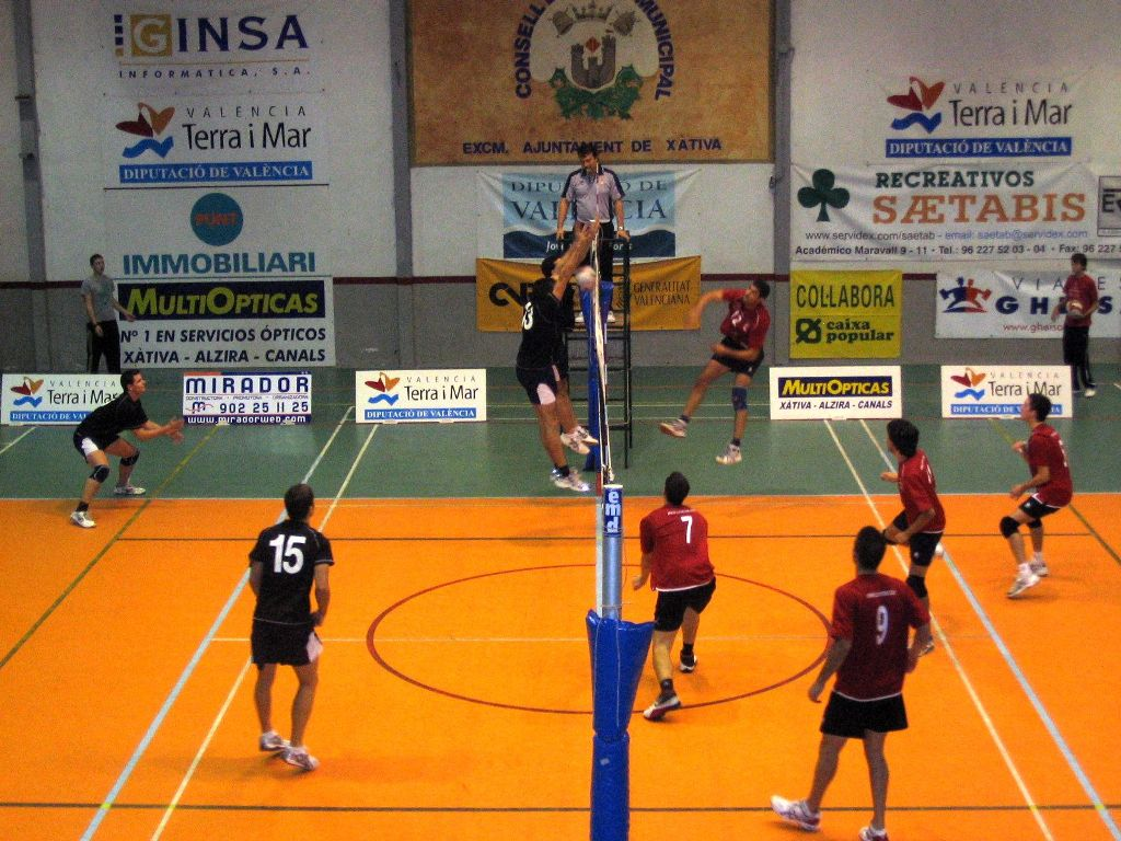 imagenes voleibol