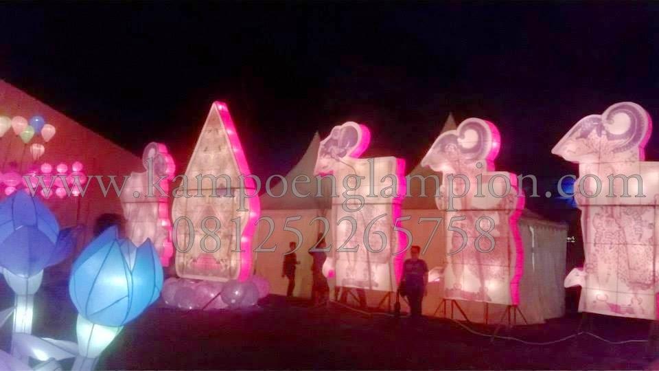 Lampion Wayang