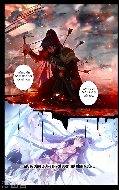 Tam Sinh Tam Thế - Thập Lý Đào Hoa: Chap 31.3 page 4 - truyenpub.com