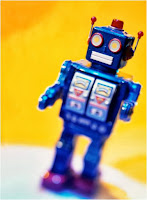 Robot Will a Robot Make Your Marketing Job Obsolete?