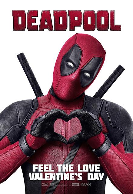 Deadpool la película. Deadpool_New_Official_Poster_d_JPosters