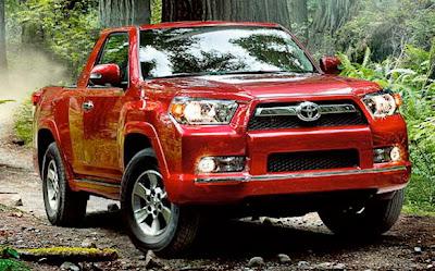 Next Generation Toyota Tacoma 2013