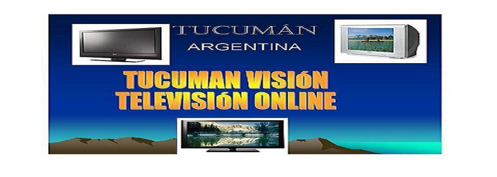 TUCUMÁN VISIÓN TELEVISIÓN ONLINE