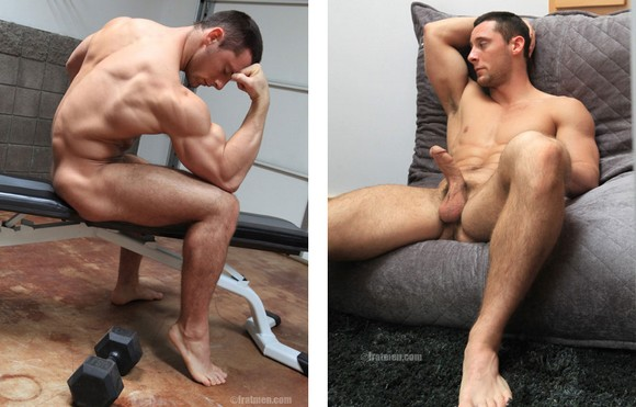 black dick in gay white twink