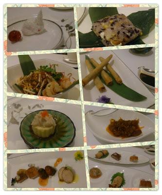 Dinner at Cassia