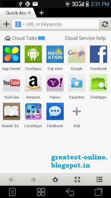 Maxthon Mobile Web Browser
