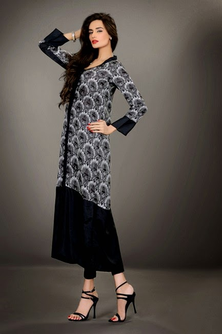 Silk by Fawad - Eid Dress Collection 2014-2015