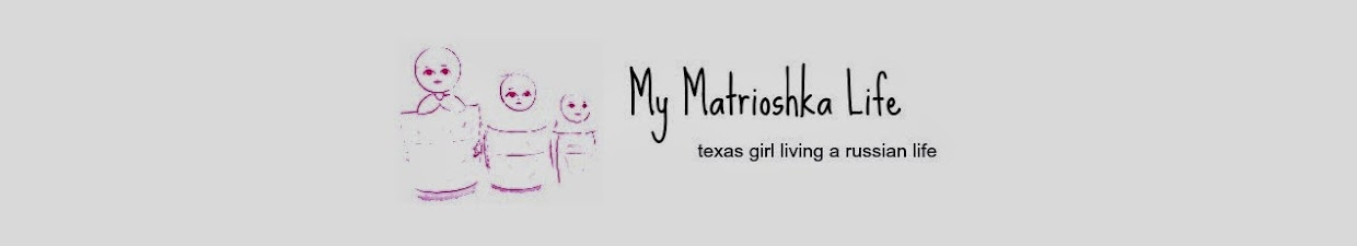 My Matrioshka Life