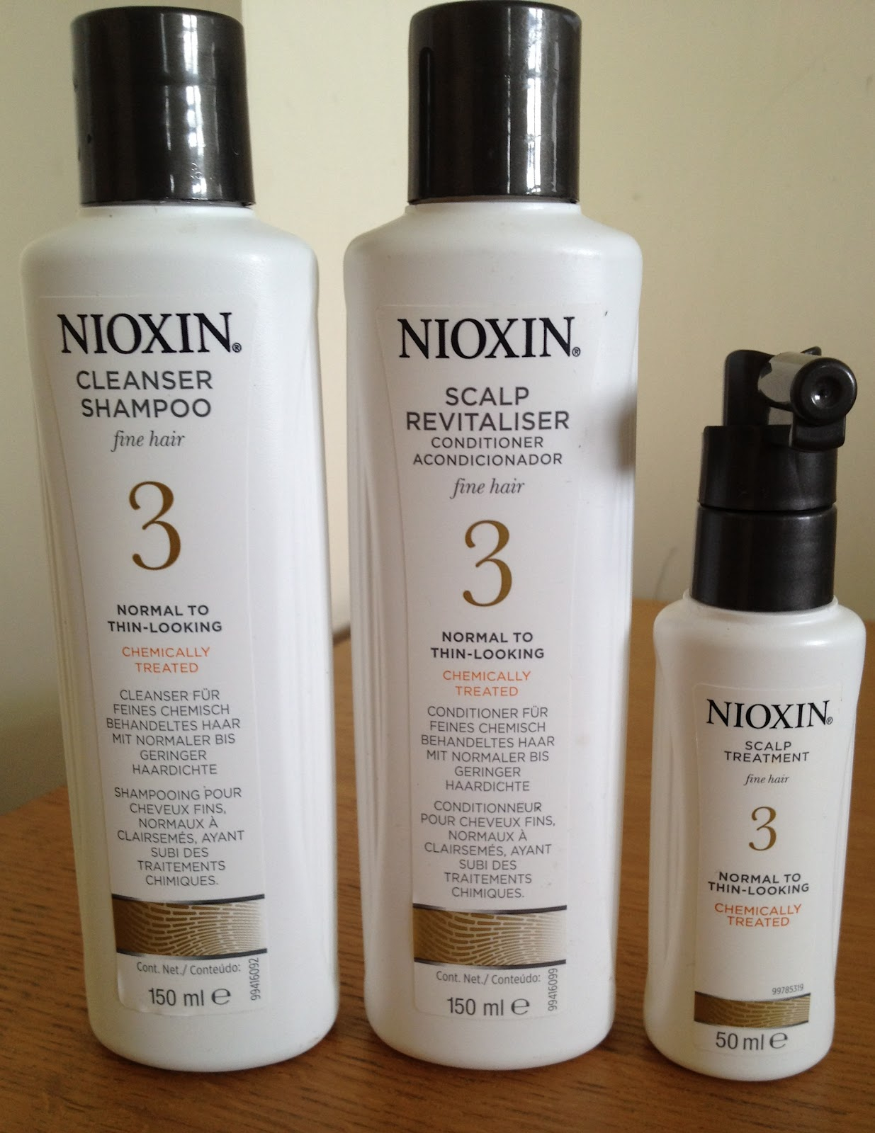 All Things Bright And Beauty Full Review Nioxin Scalp
