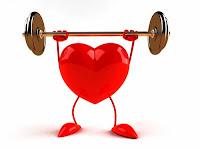 esercitare il cuore vivere in salute