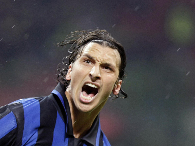 Zlatan Ibrahimovic Images 2012