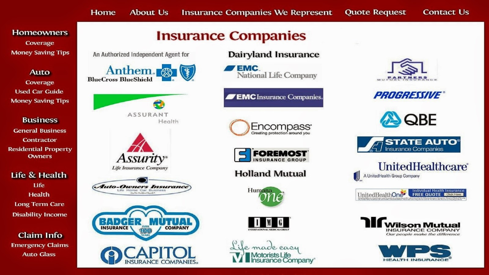 insurance companies Insurance industry top 40 list of insurers industry menu industry advisory committees top 40 private passenger auto insurance companies subtotal.
