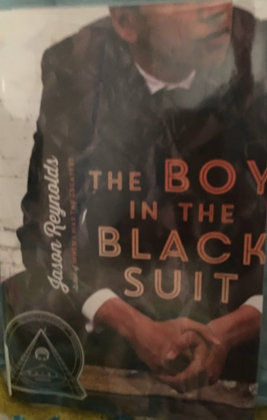 Librarian Leaps: The Boy in the Black Suit
