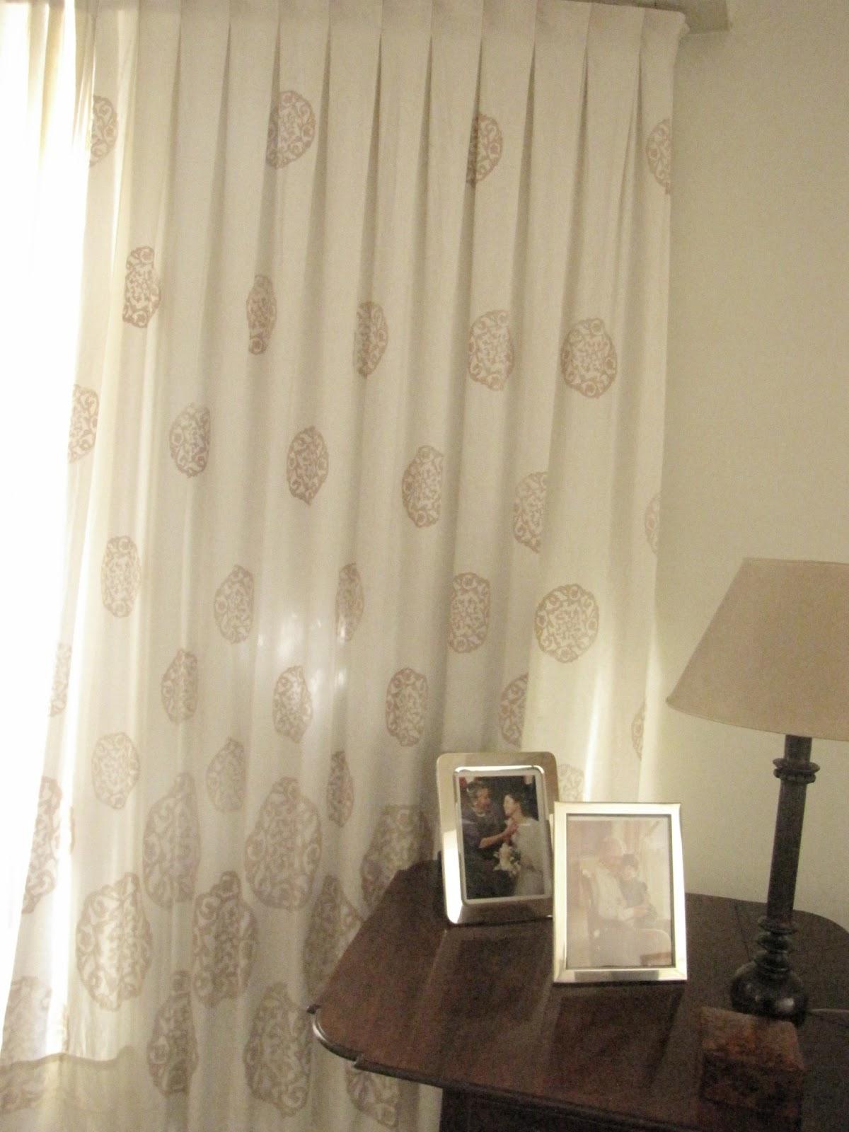 ms d e c o cortinas estampadas On cortinas estampadas