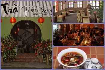 Thiên Sơn Trà Quán - Đậm nét trà Việt ở Hà Nội, cà phê hà nội, điểm ăn uống 365