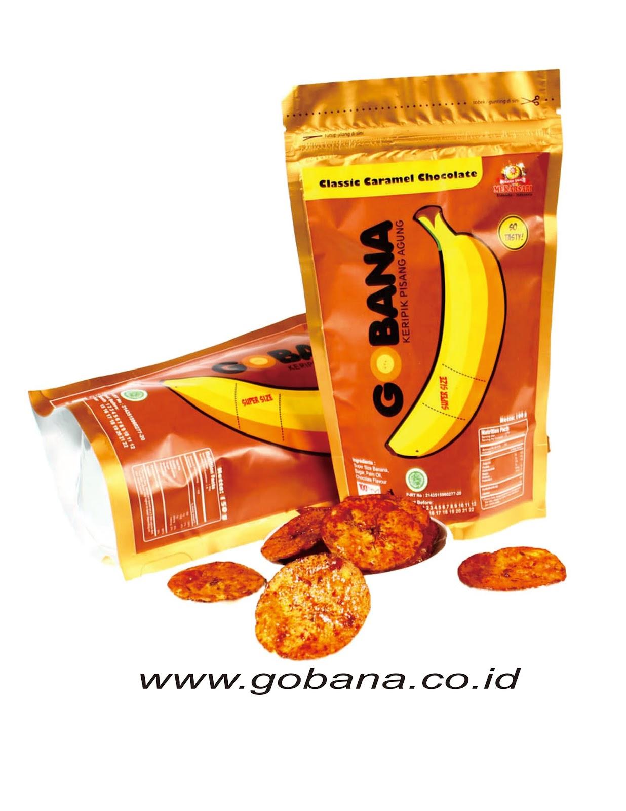 Keripik Pisang Cemilan Sehat Cinta Indonesia By Mulqi Rasa Udah Terlalu Mainstream Jika Anda Merasakan Caramel Chocolate Pada Kopi Kini Gobana Membuat Inovasi