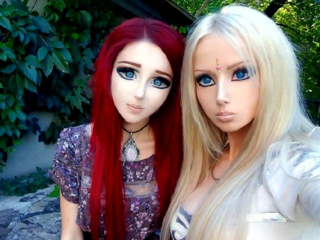both doll girls manga real life photo