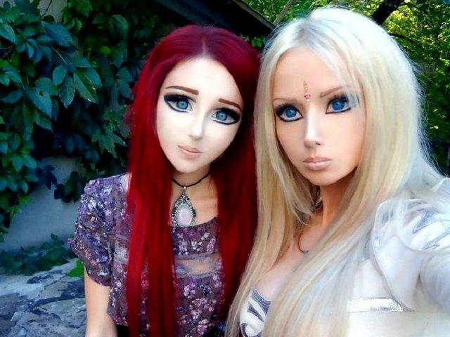 both doll girls manga real life photo