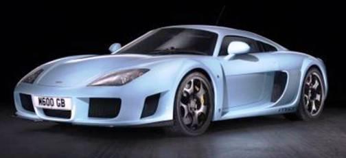 Mobil Tercepat di Dunia 2012