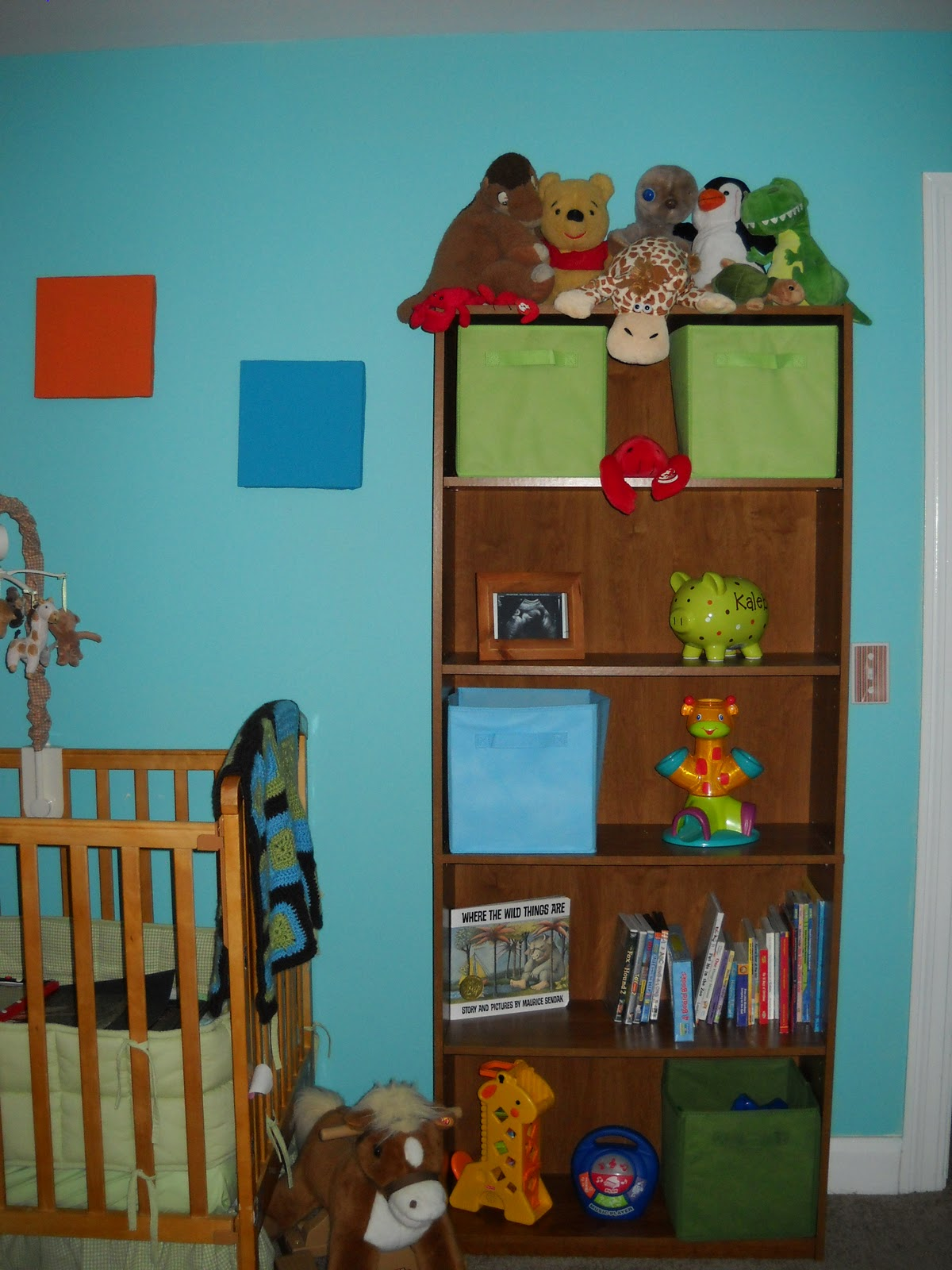 Murfreesboro Mamas: Cheap and Easy Crafts to Decorate Your Kids Room
