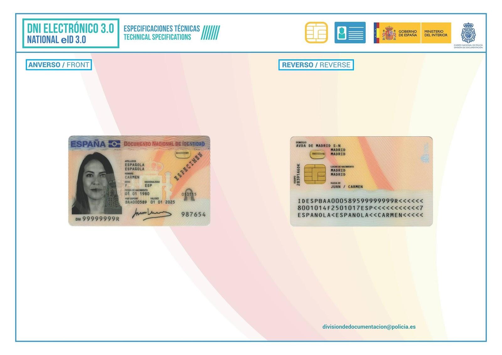 El dni electr nico 3 0 disponible en la sede de la - Gran canaria tv com ...