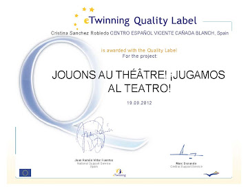 eTwinning Quality Label (2012)