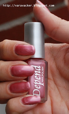 naglar, nails, nagellack, nail polish, depend