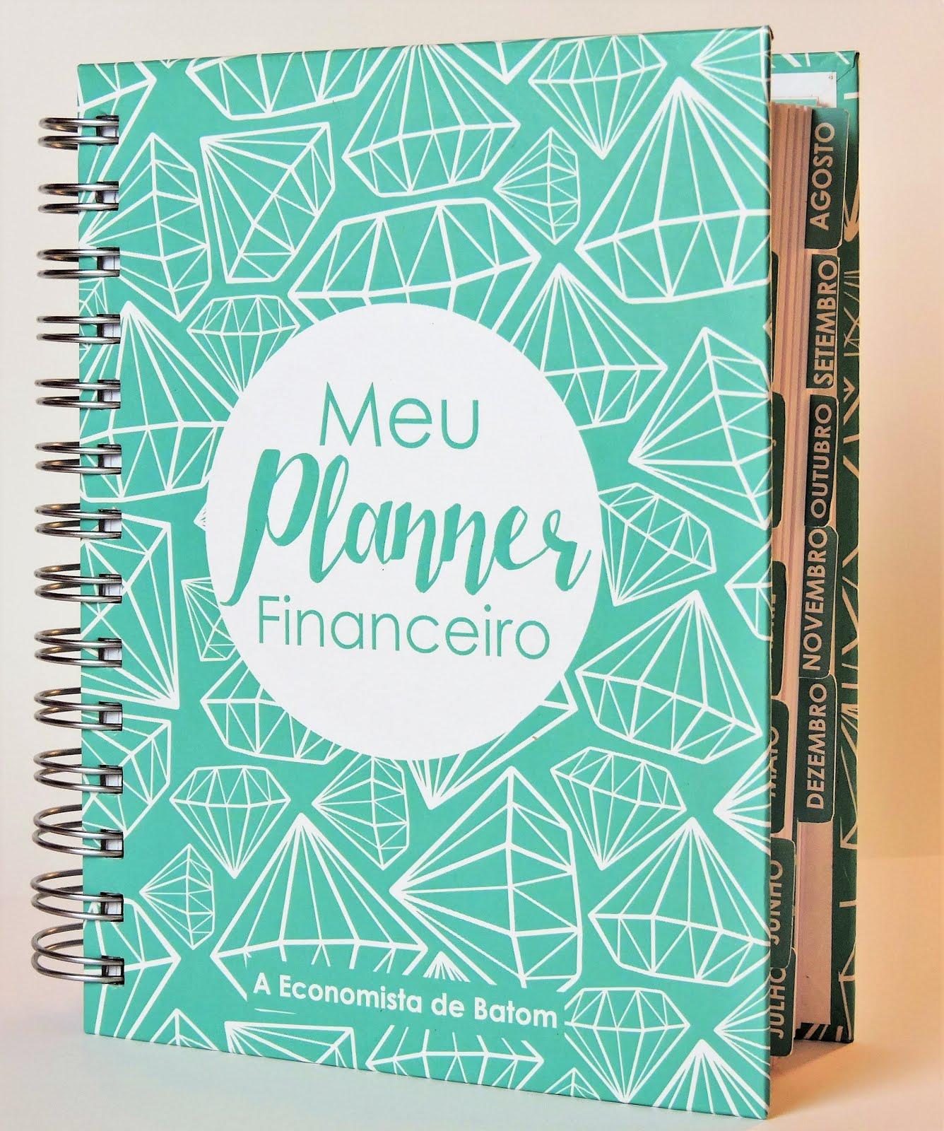 Meu Planner Financeiro