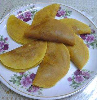 Resep Apam Pulau Pinang