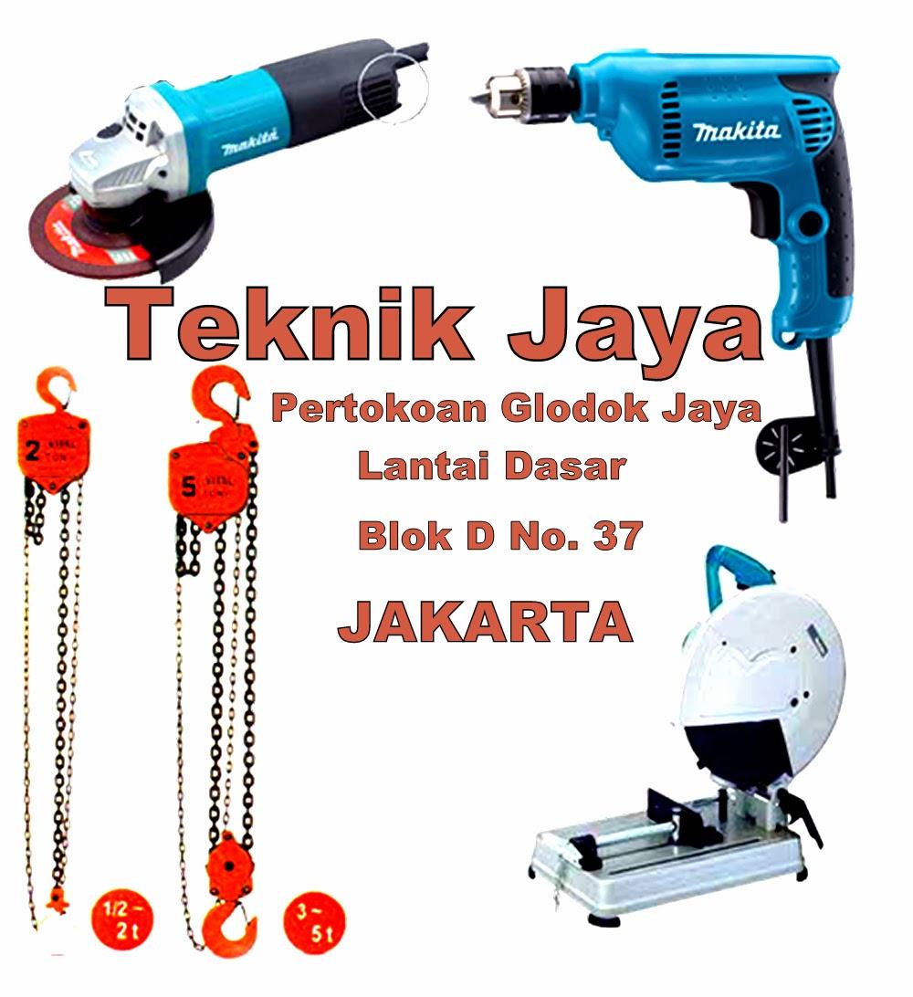 Teknik Jaya Toko Alat - alat Teknik Di Glodok, Jakarta