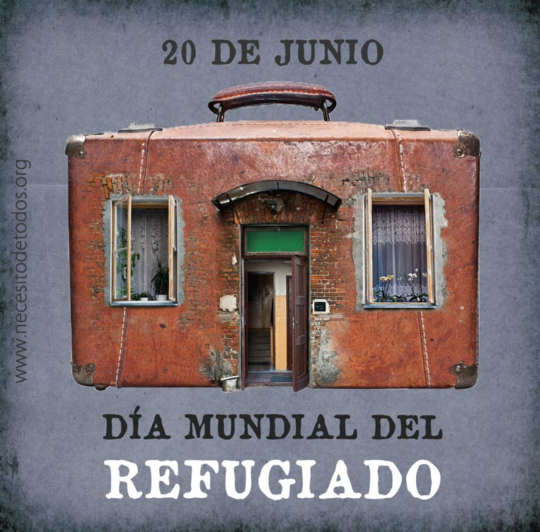 Día Mundial Refugiado
