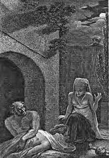 Ghoul Makhluk Mitologi Arab