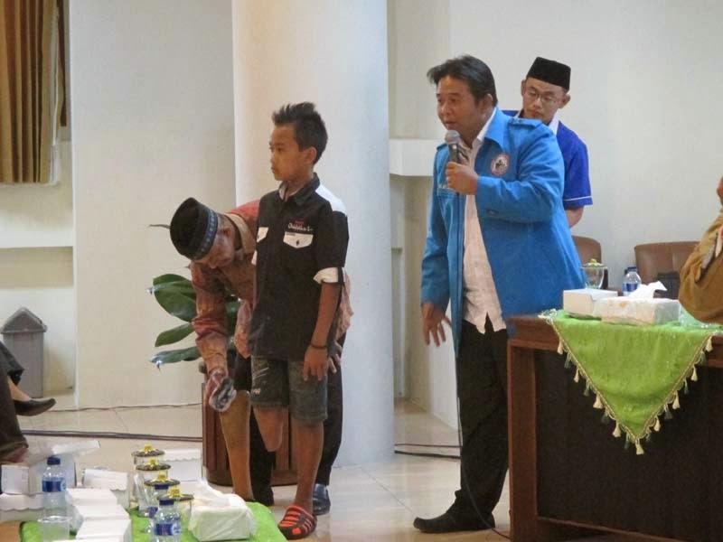Dialog Pemuda Oleh DPD KNPI Magetan