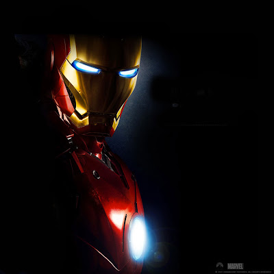 Iron Man 3 iPad wallpapers
