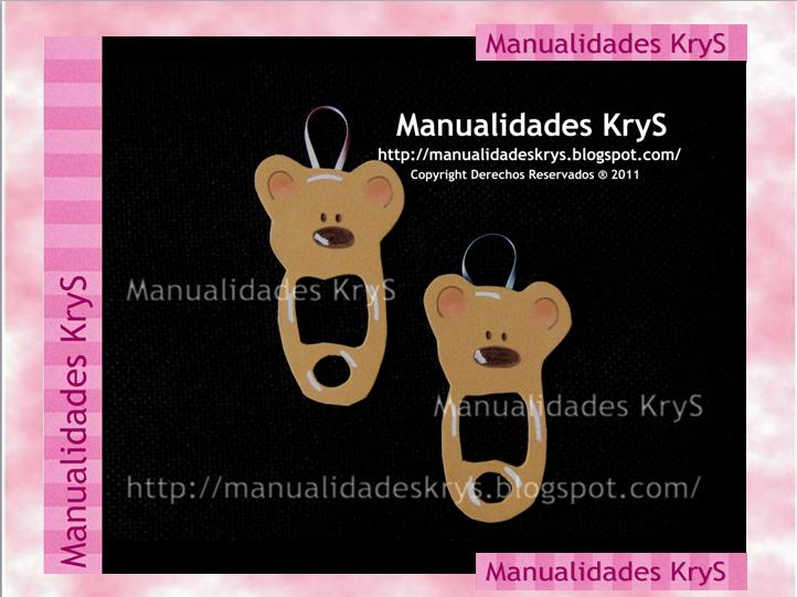 Manualidades KryS: BaBy ShoWeR !!!