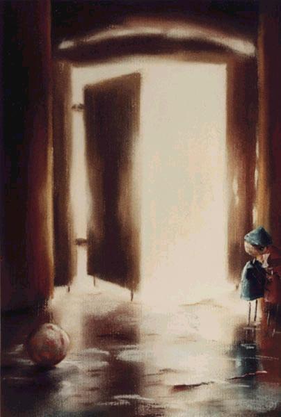 Cierra tu puerta veamos una de miedo terror en tucum n for Puerta que se abre sola
