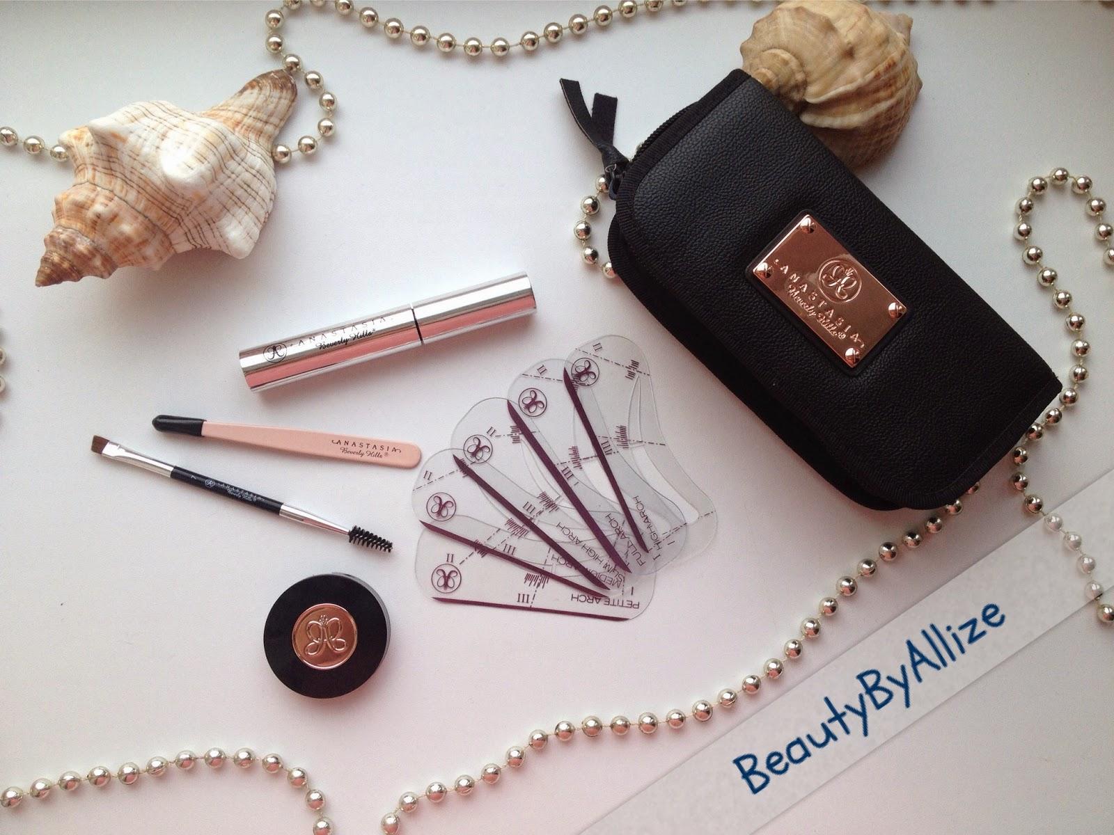 Anastasia Beverly Hills Brow Kit.