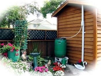 Misteragua reutilizar el agua de lluvia - Recoger agua lluvia ...