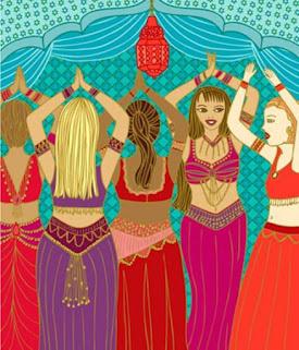 Aulas Individualizadas ou em grupo de Dança do Ventre em Vinhedo.