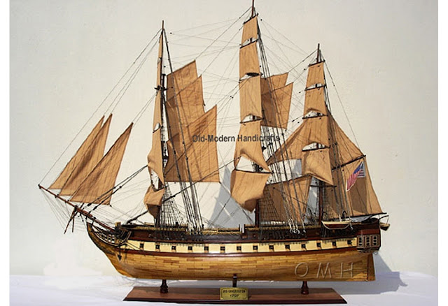 USS Constitution, Old Ironsides