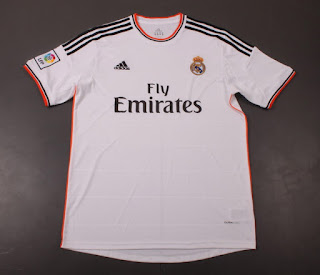 Real Madrid Uniforme Home 2013/2014