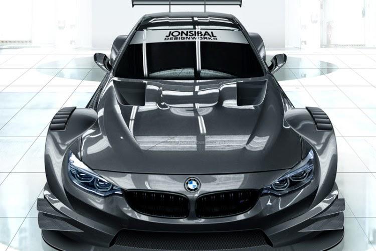 BMW M4 Race Car