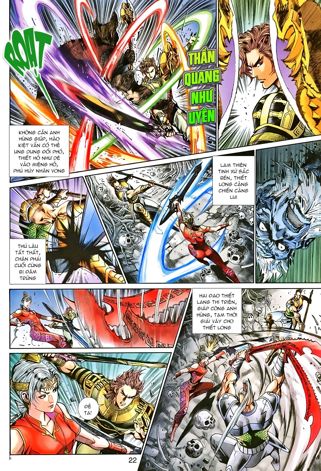 Thần binh huyền kỳ 3 - 3.5 tập 81 - 21